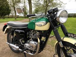 1967 Triumph T100ss We Sell Classic Bikes