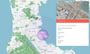 Map Of San Francisco Area by Where Not To Fly A Drone In San Francisco Bay Area U2013 The Official
