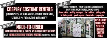 Costume Rental Shop Drop Me Baguio Costume Shop Posts