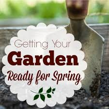 Ready For Spring by Getting Your Garden Ready For Spring