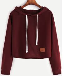 crop top sweater sweater burgundy crop crop tops cropped cropped sweater