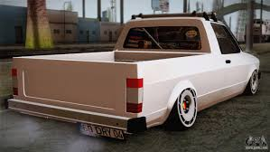 volkswagen caddy truck volkswagen caddy dry garage for gta san andreas