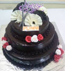 order chocolate birthday cake 5kg from yummycake at best price chocolate birthday cake 5kg