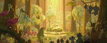 princess frog cast images voice actors