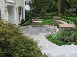 Walkway Ideas For Backyard by Landscaping Ideas By Nj Custom Pool U0026 Backyard Design Expert