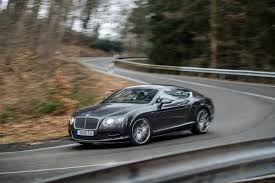 gold chrome bentley bentley continental gt speed gets styling and power upgrades