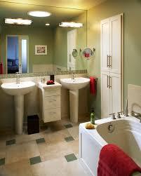 pedestal sink bathroom design ideas pedestal sink storage styles you can try interior design