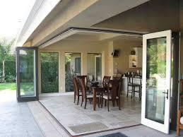 Bi Folding Patio Doors Prices Patio Renewal By Andersen Doors Large Sliding Glass Doors Price