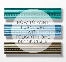 Folk Art Home Decor Chalk 512 Best Chalk Paint Home Decor Images On Pinterest Furniture