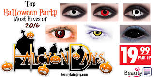 halloween must haves halloween contacts