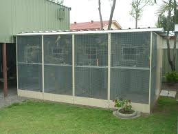 aviary that could be converted into a cattery all things feline