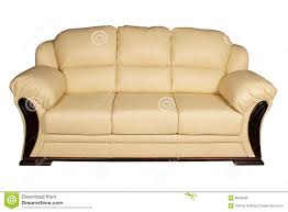 Cream Leather Sofa - Cream leather sofas