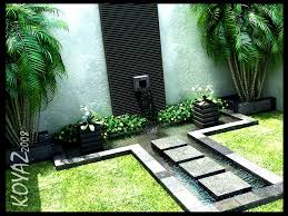 interior excellent landscaping ideas modern planters for front