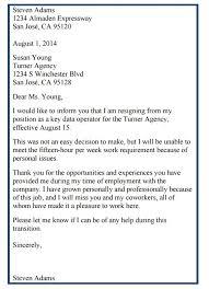 Sjsu Resume Writing A Resignation Letter U2013 San Jose State University Guide