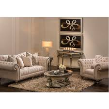 Cream Sofa And Loveseat Laura Cream Sofa El Dorado Furniture