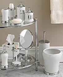 Modern Bathroom Accessories Sets The Importance Of Useful Bathroom Accessories White Bathroom