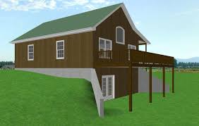 Ranch Walkout Basement House Plans by 2 Story Walkout Basement With Wraparound Porch Yard Pinterest