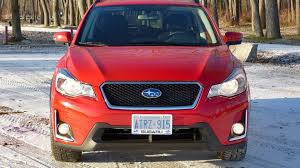 subaru crosstrek grill 2017 subaru crosstrek kazan edition test drive review