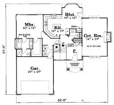 european style house plan 3 beds 2 50 baths 1772 sq ft plan 20 2023