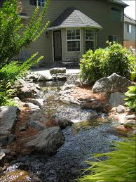 Pond In Backyard by I Would Love To Have A Creek Or A Babbling Brook In The Backyard