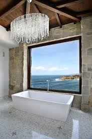 Outside Bathroom Ideas by 20 Luxurious Bathrooms With A Scenic View Of The Ocean