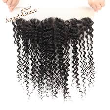 angel remy hair extensions angel grace hair wave 13x4 lace frontal middle part