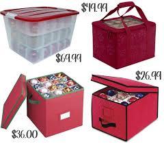 best 25 ornament storage ideas on diy