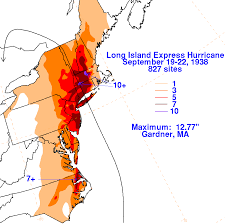 New England Weather Map by Weather Before And After The Hurricane Of 1938 Watts Up With That