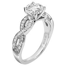 carved engagement rings artcarved engagement rings