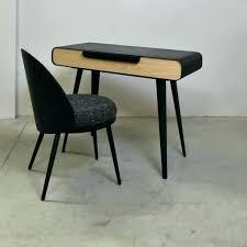 modele bureau bureau en bois design awesome modele de decoration salon console