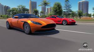 mercedes mclaren 2017 forza horizon 3 gameplay screenshots aston martin db11 mercedes