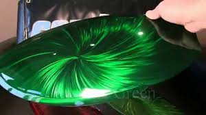 Green Paint by Auto Air Colors Candy Dye Emerald Green Youtube