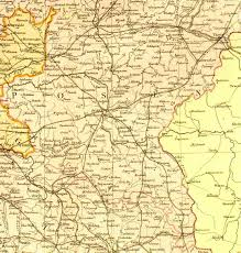 Alsace Lorraine Map Index Of Bair Hughes Maps Germany Prussia