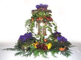 decorations attractive tablescape christmas centerpiece