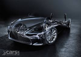 lexus lf fc lexus lf fc concept gets hydrogen fuel cell power and previews the