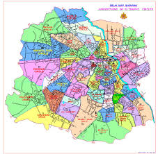 Maps Traffic Maps Delhi Traffic Police