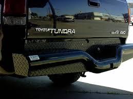 2006 toyota tundra rear bumper deluxe rear bumper tough country bumpers