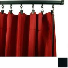 Curtain Hanging Hardware Decorating Universal Track Rod Slides 6 50 For 7 Do These Curtain Rod Clips