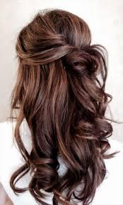 Elegante Frisuren Lange Haare Offen by Die Besten 25 Hochzeitsfrisur Offen Locken Ideen Auf