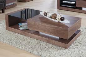 Walnut Coffee Table Glass And Walnut Coffee Table All Furniture Caring Walnut