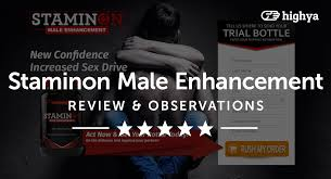 staminon male enhancement reviews is it a scam or legit