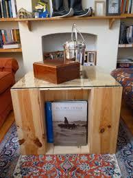 diy wine crate home design ideas