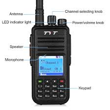 amazon com tyt md 380 dmr moto trbo ham radio sports u0026 outdoors