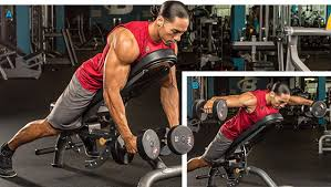 How To Do A Incline Bench Press 7 Rear Delt Raise Variations For Maximum Growth