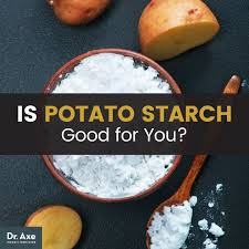 potato starch potato starch pros cons potato starch substitutes dr axe