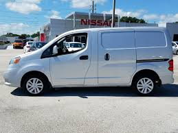 nissan van new 2017 nissan nv200 sv for sale in sebring fl vin