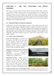 The Trellis And The Vine Indian Vineyards And Their Scope For Heritage Declaration