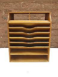Wood Desk Drawer Organizer Best 25 Desk File Organizer Ideas On Pinterest Office Desks For