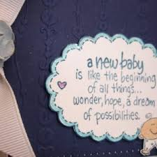 card design ideas 10 baby card messages instead new