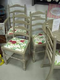 Shabby Chic Used Furniture by Shabby Chic Dining Chairs Used